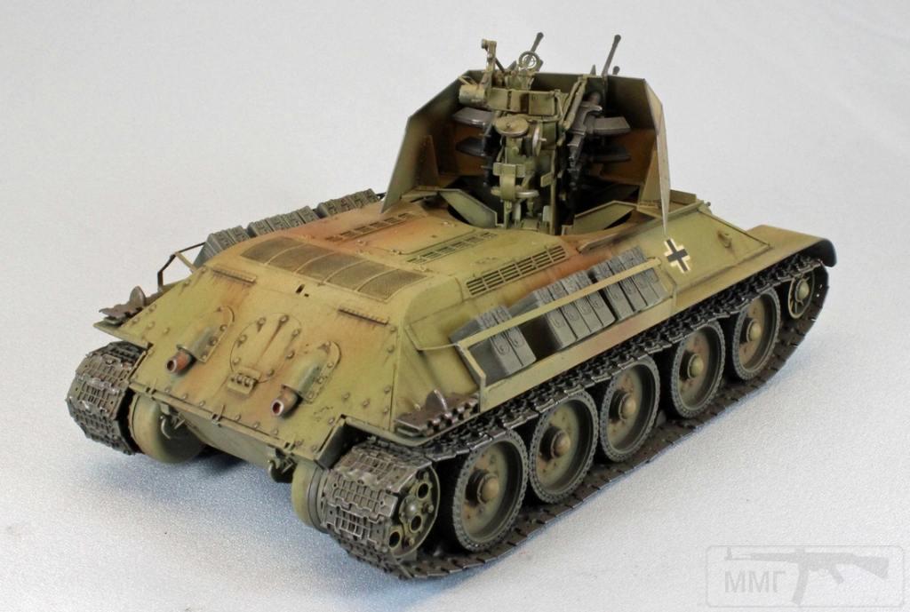 8717 - Flakpanzer T-34(r)