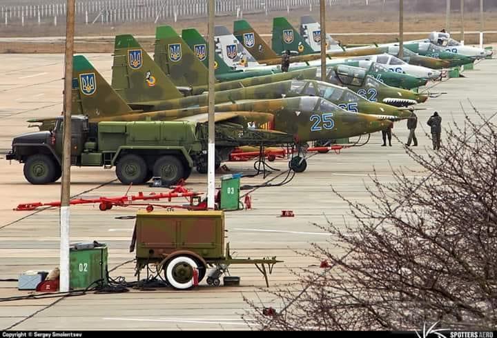 87216 - Воздушные Силы Вооруженных Сил Украины