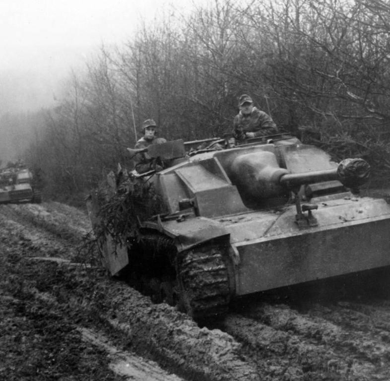 8722 - Achtung Panzer!