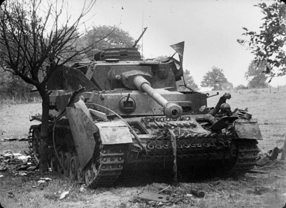 8723 - Achtung Panzer!