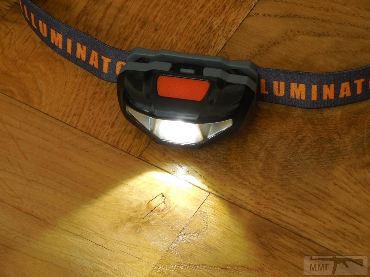 87303 - Налобный фонарь Sunree Ree koпiя на батарейку АА 1,5в. аккум 14500 Li-on