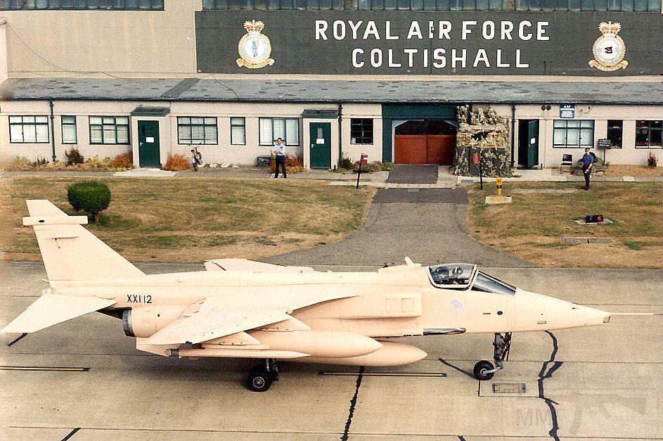 """8732 - Британские самолеты Jaguar GR-1A в операции """"Буря в пустыне"""" 1991 г."""