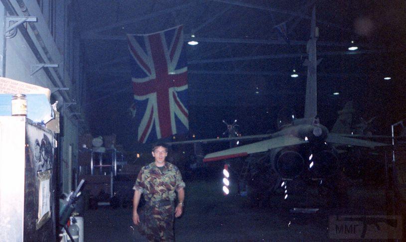 """8745 - Британские самолеты Jaguar GR-1A в операции """"Буря в пустыне"""" 1991 г."""