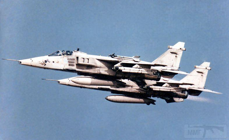 """8747 - Британские самолеты Jaguar GR-1A в операции """"Буря в пустыне"""" 1991 г."""