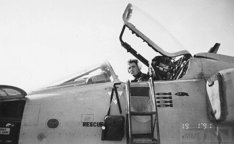 """8749 - Британские самолеты Jaguar GR-1A в операции """"Буря в пустыне"""" 1991 г."""