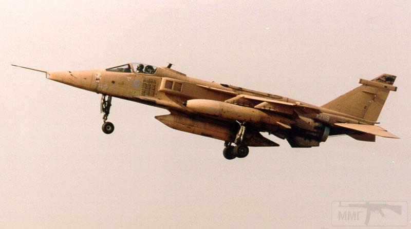 """8752 - Британские самолеты Jaguar GR-1A в операции """"Буря в пустыне"""" 1991 г."""