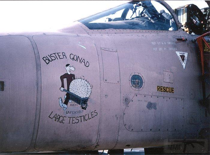 """8773 - Британские самолеты Jaguar GR-1A в операции """"Буря в пустыне"""" 1991 г."""
