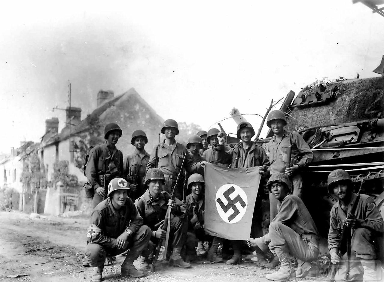 87746 - Военное фото 1939-1945 г.г. Западный фронт и Африка.