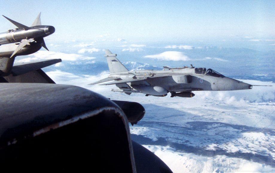 """8779 - Британские самолеты Jaguar GR-1A в операции """"Буря в пустыне"""" 1991 г."""