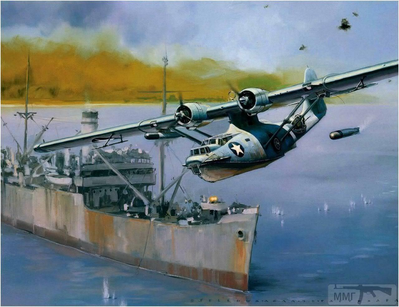 87793 - Художественные картины на авиационную тематику