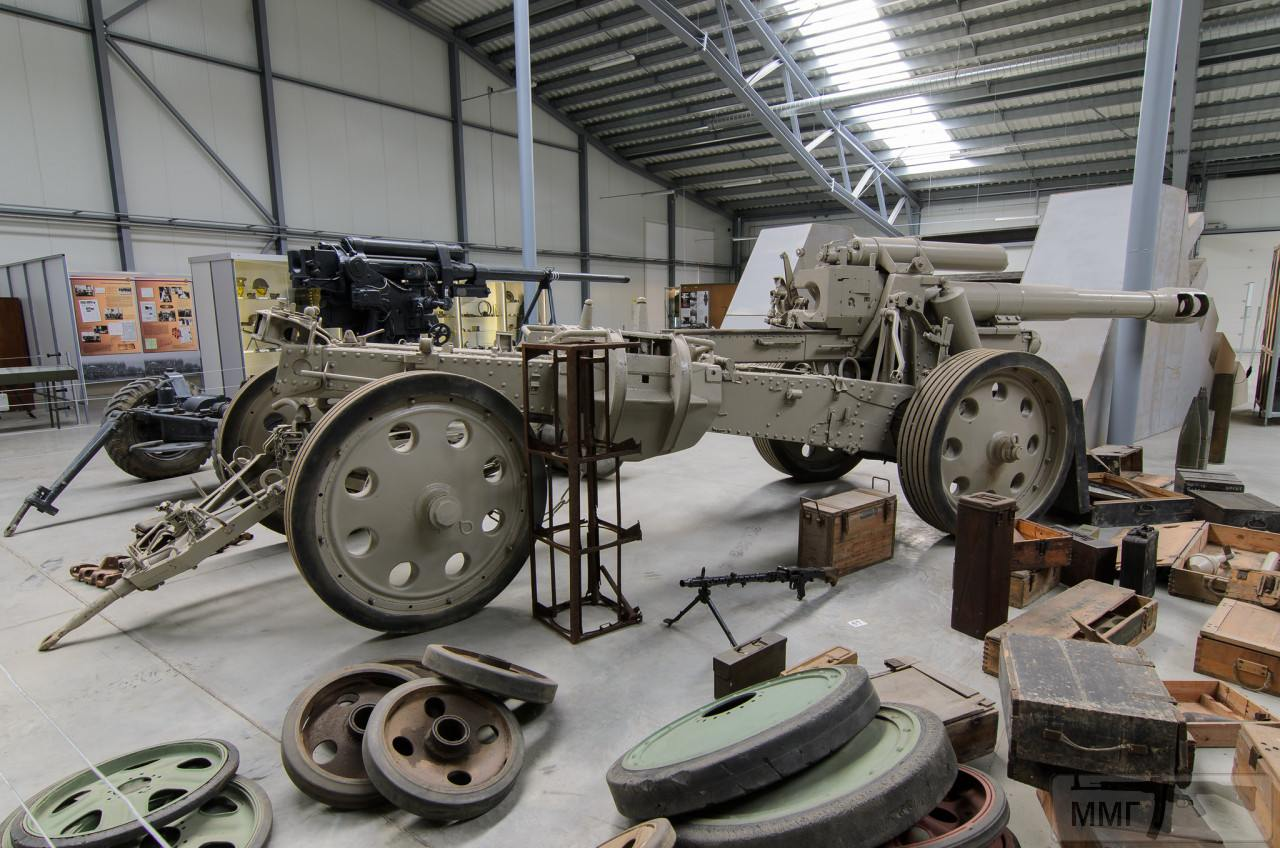 87809 - Немецкая артиллерия второй мировой