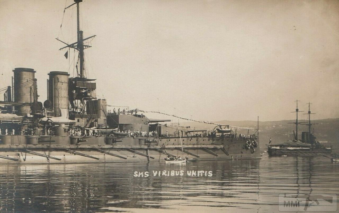 87886 - SMS Viribus Unitis