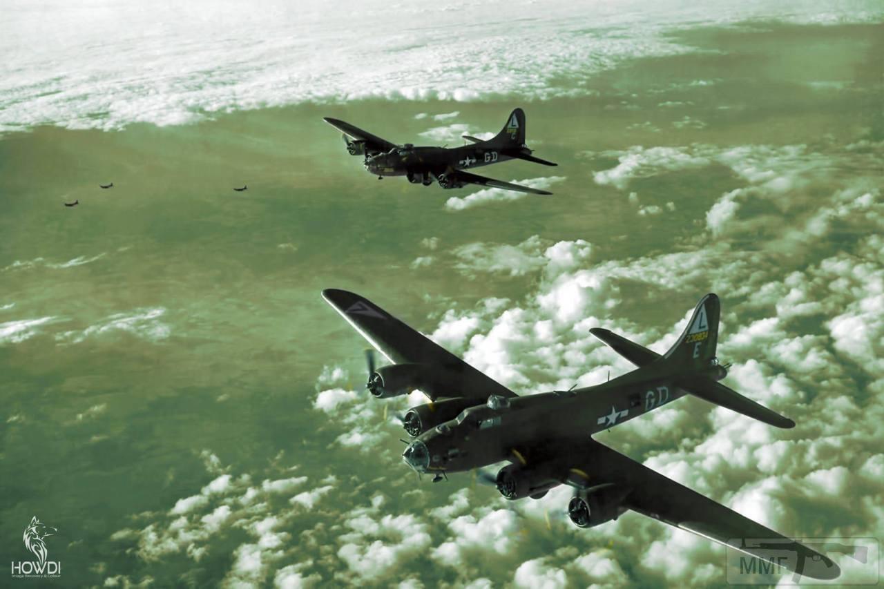 87921 - Стратегические бомбардировки Германии и Японии