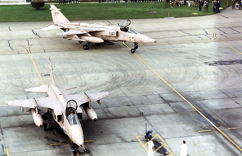 """8798 - Британские самолеты Jaguar GR-1A в операции """"Буря в пустыне"""" 1991 г."""