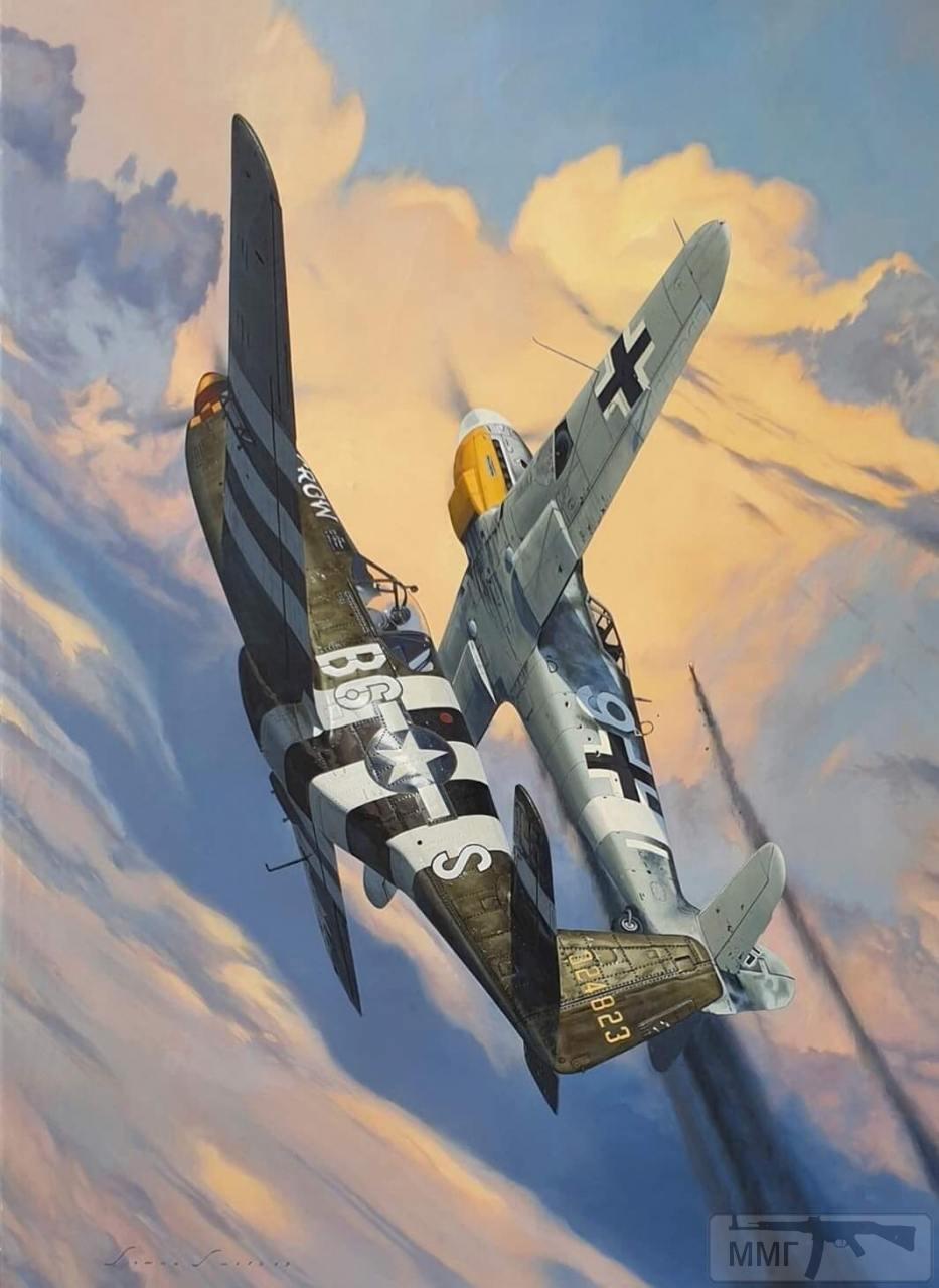 88040 - Художественные картины на авиационную тематику
