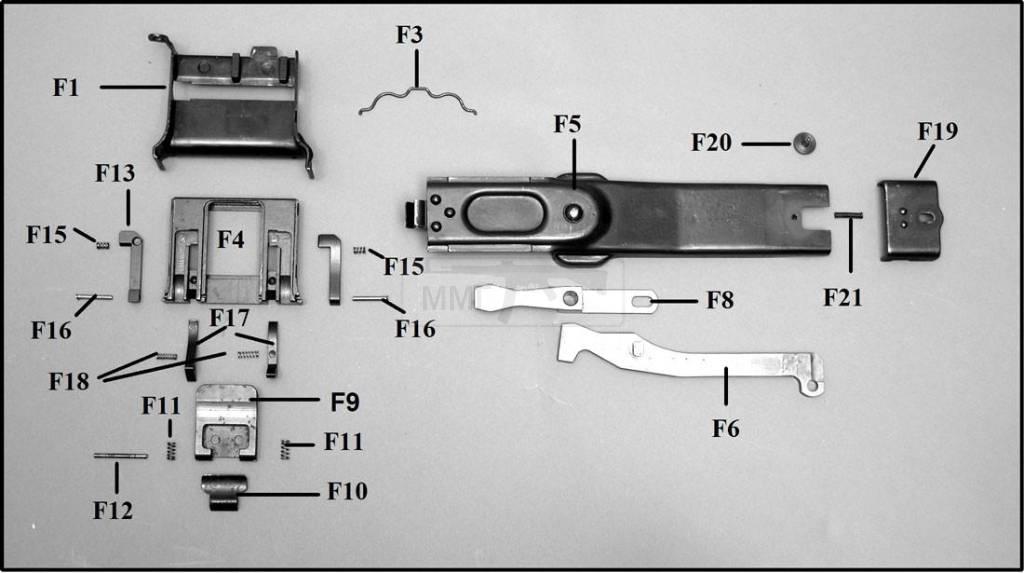 881 - Все о пулемете MG-34 - история, модификации, клейма и т.д.