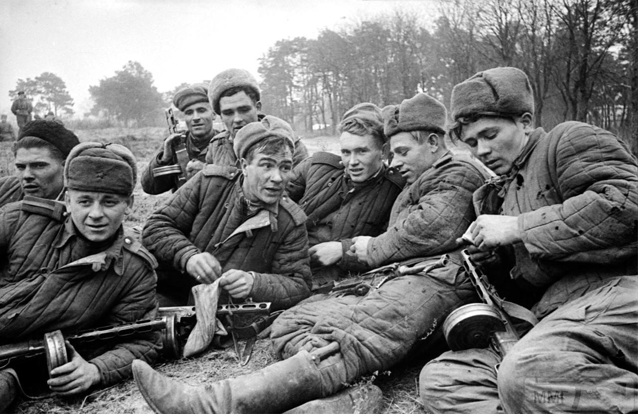 88126 - Военное фото 1941-1945 г.г. Восточный фронт.