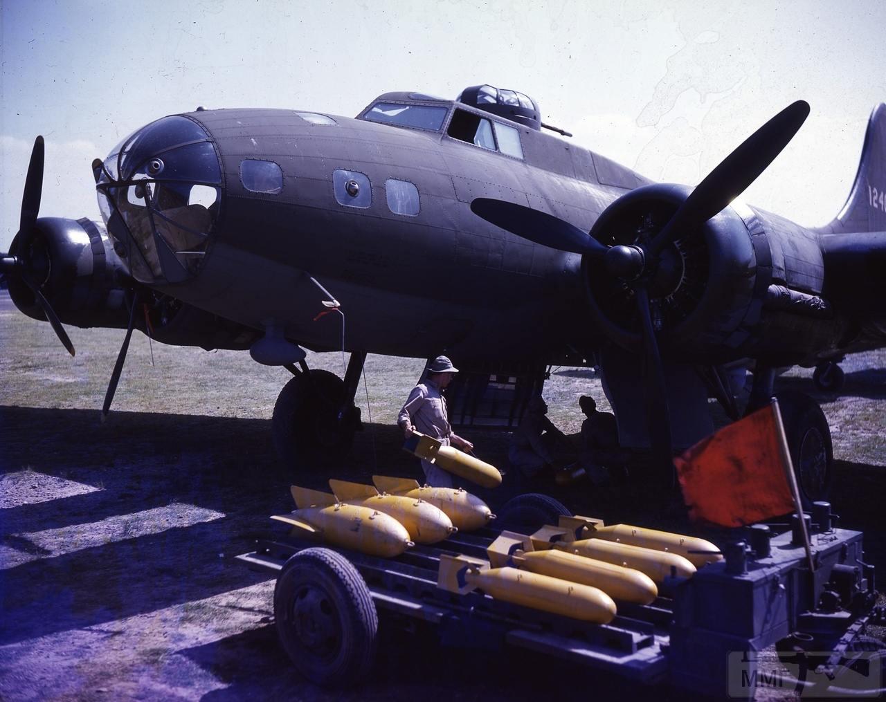 88127 - Стратегические бомбардировки Германии и Японии