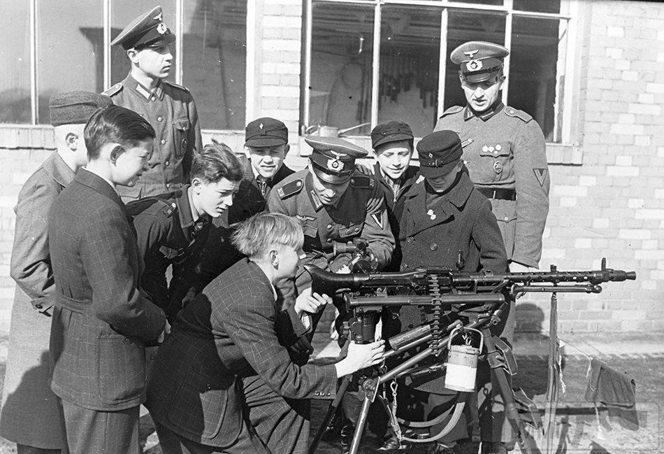 88173 - Все о пулемете MG-34 - история, модификации, клейма и т.д.