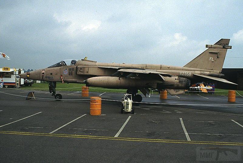 """8818 - Британские самолеты Jaguar GR-1A в операции """"Буря в пустыне"""" 1991 г."""