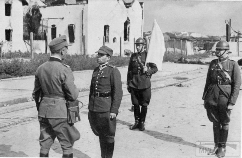 88192 - Раздел Польши и Польская кампания 1939 г.