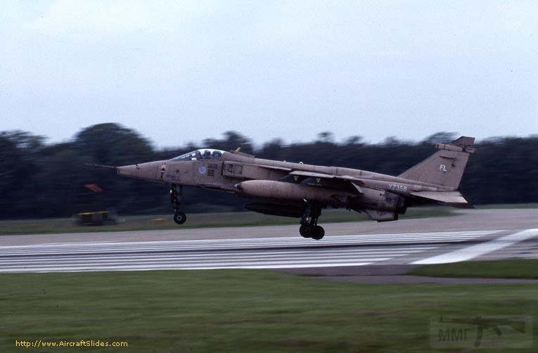 """8820 - Британские самолеты Jaguar GR-1A в операции """"Буря в пустыне"""" 1991 г."""