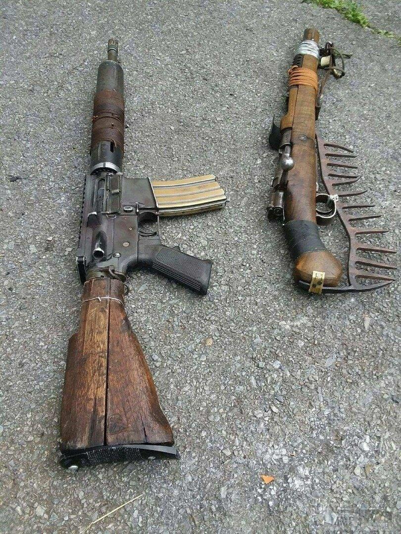 88218 - Фототема Стрелковое оружие