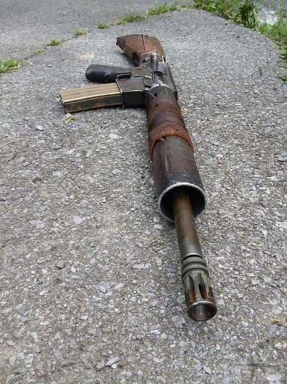 88222 - Фототема Стрелковое оружие
