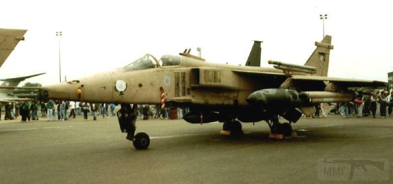 """8826 - Британские самолеты Jaguar GR-1A в операции """"Буря в пустыне"""" 1991 г."""