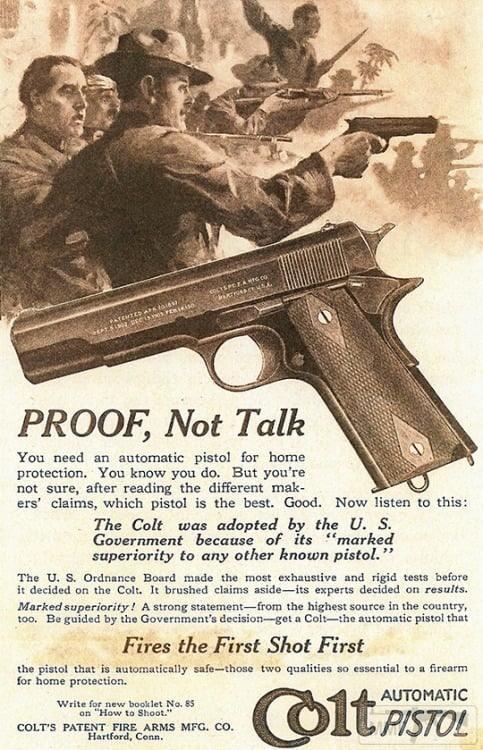 88269 - Фототема Стрелковое оружие
