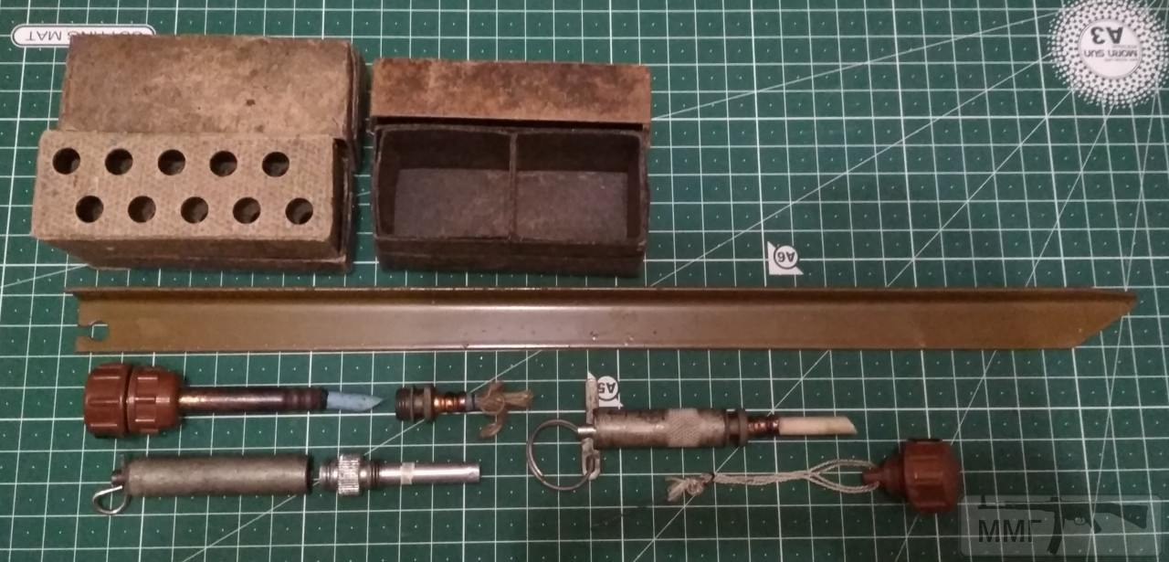 88287 - макети запалювальних трубок