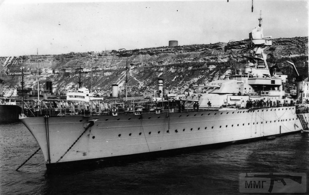 88294 - Легкий крейсер Marseillaise