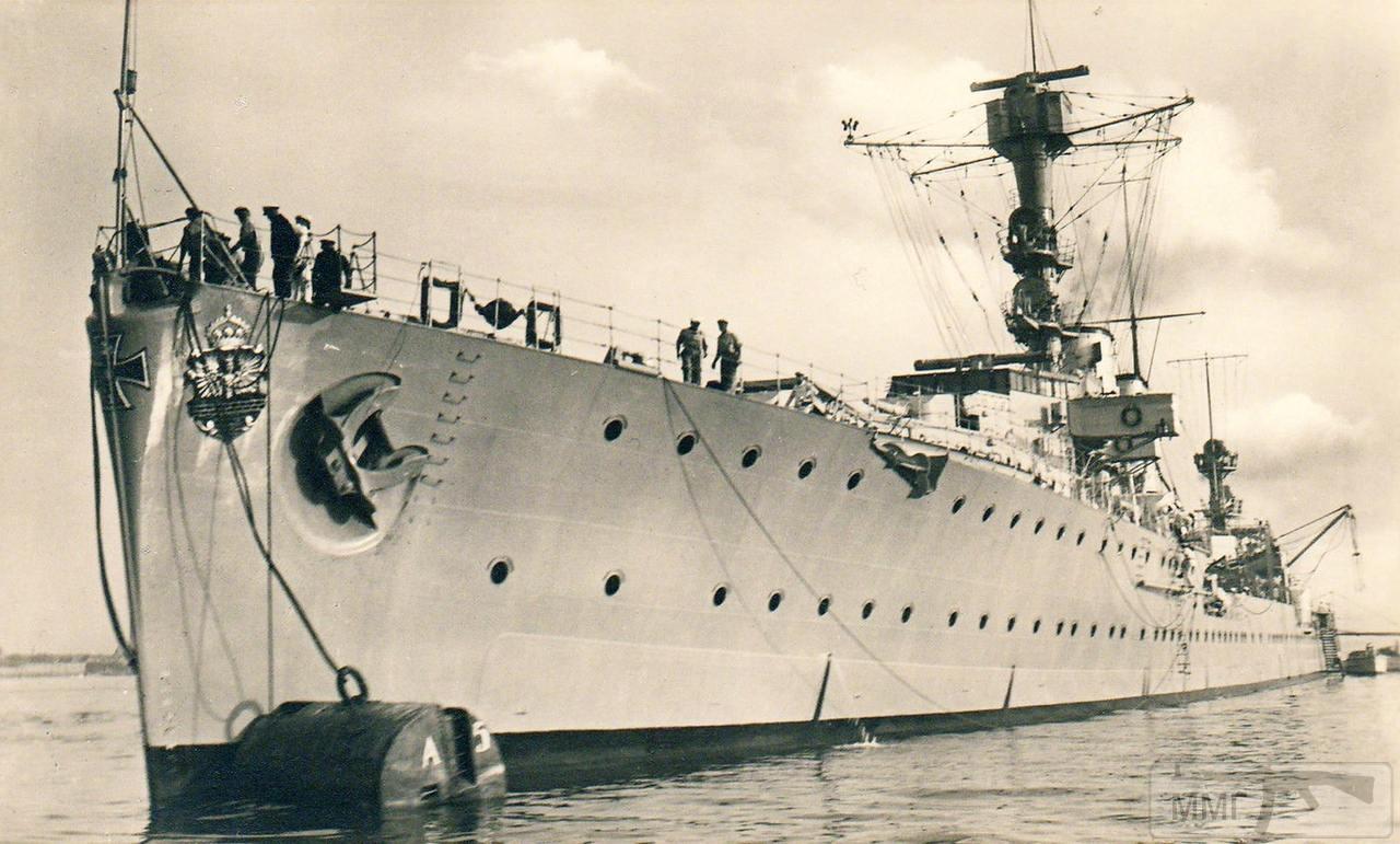 88296 - Легкий крейсер Emden