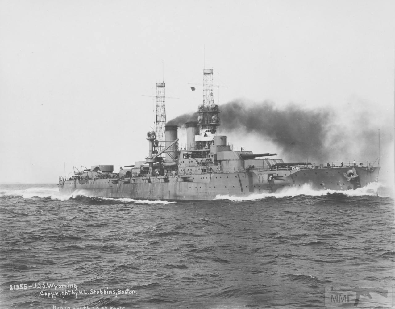 88297 - USS Wyoming (BB-32)