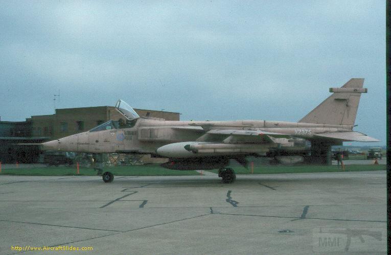"""8830 - Британские самолеты Jaguar GR-1A в операции """"Буря в пустыне"""" 1991 г."""
