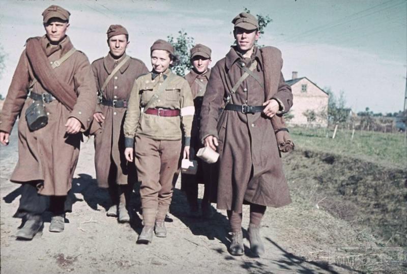 88324 - Раздел Польши и Польская кампания 1939 г.