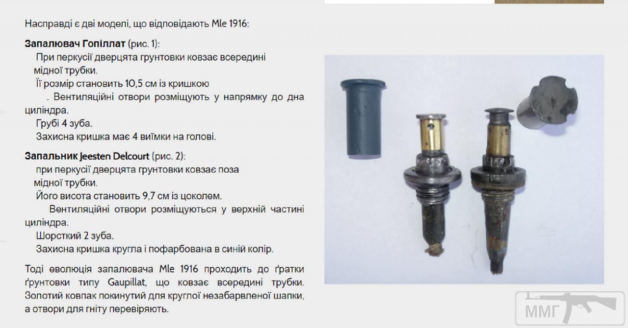 88369 - Створення ММГ патронів та ВОПів.