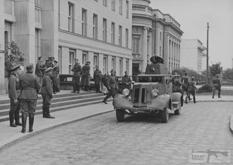 88417 - Раздел Польши и Польская кампания 1939 г.