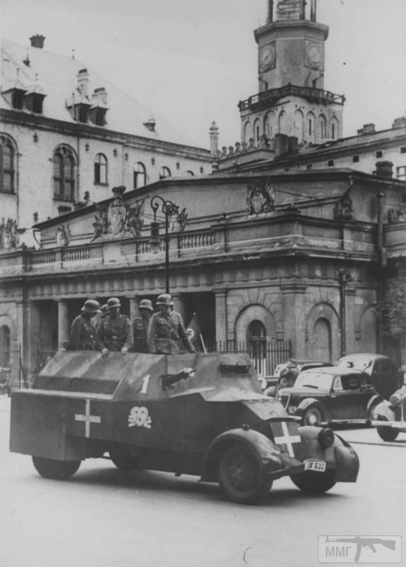 88422 - Раздел Польши и Польская кампания 1939 г.