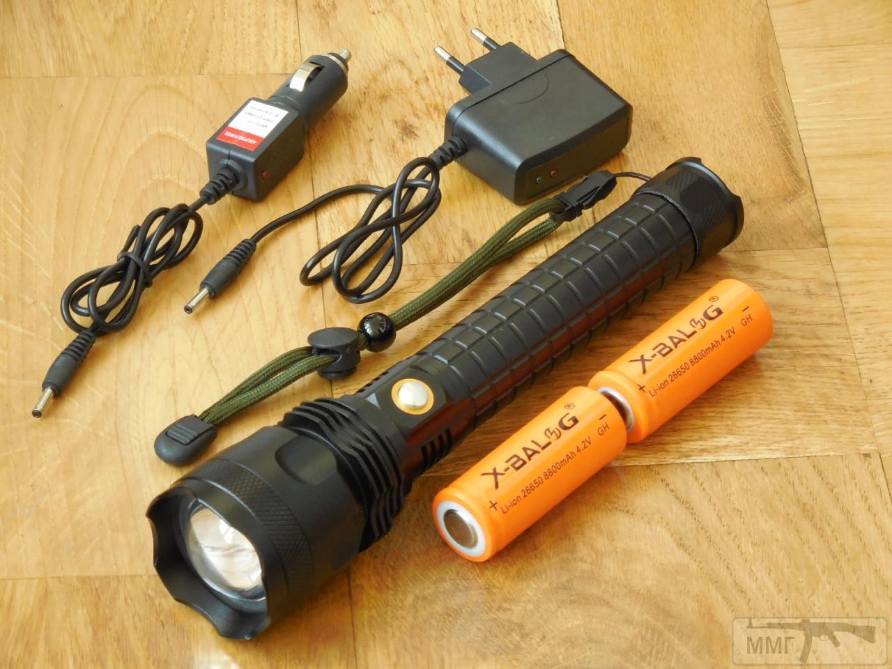 88486 - Мощный Фонарь Fenix TK47 koпiя на аккумулятор 26650 комплект