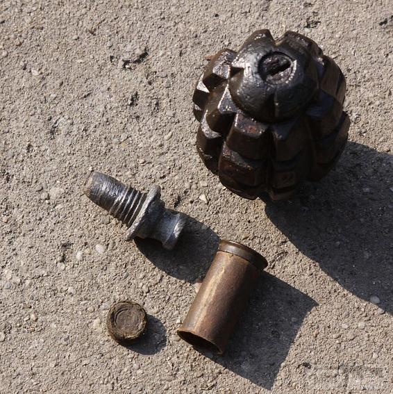 88506 - Створення ММГ патронів та ВОПів.
