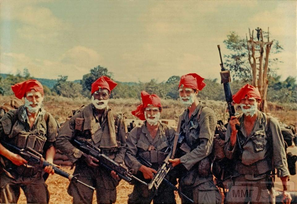 88624 - Сухопутные операции во Вьетнаме