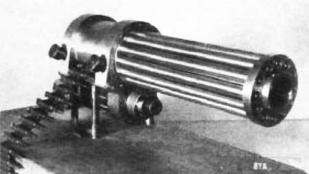 8863 - Пулемёт Fokker-Leimberger.