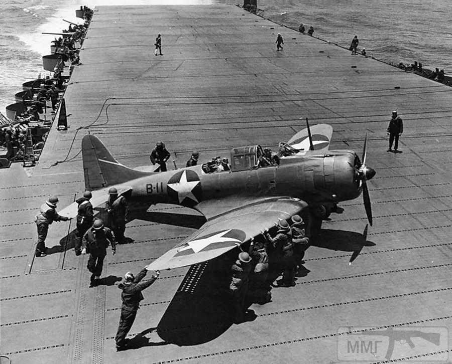 88689 - Военное фото 1941-1945 г.г. Тихий океан.