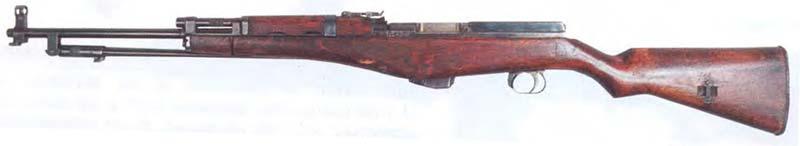 8869 - Опытный карабин Калашникова 44 год.