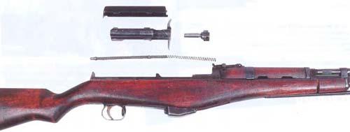 8871 - Опытный карабин Калашникова 44 год.