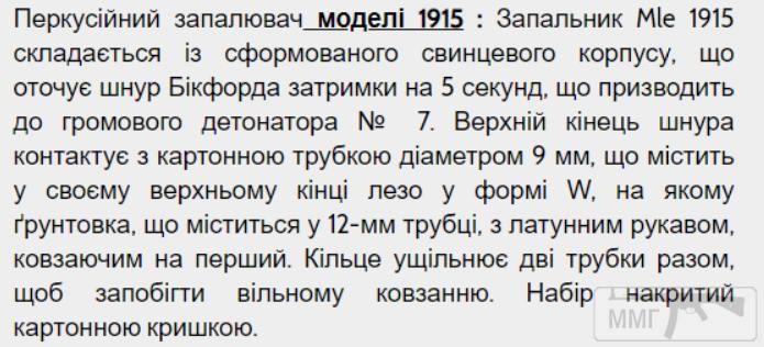 88712 - Створення ММГ патронів та ВОПів.