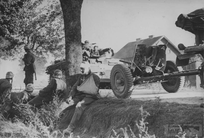 88814 - Раздел Польши и Польская кампания 1939 г.
