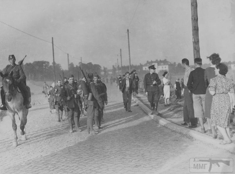 88837 - Раздел Польши и Польская кампания 1939 г.