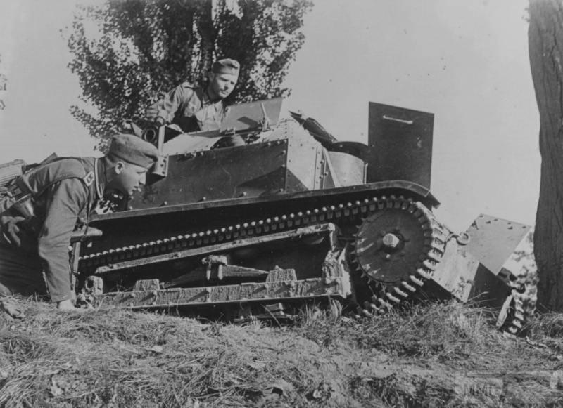 88841 - Раздел Польши и Польская кампания 1939 г.